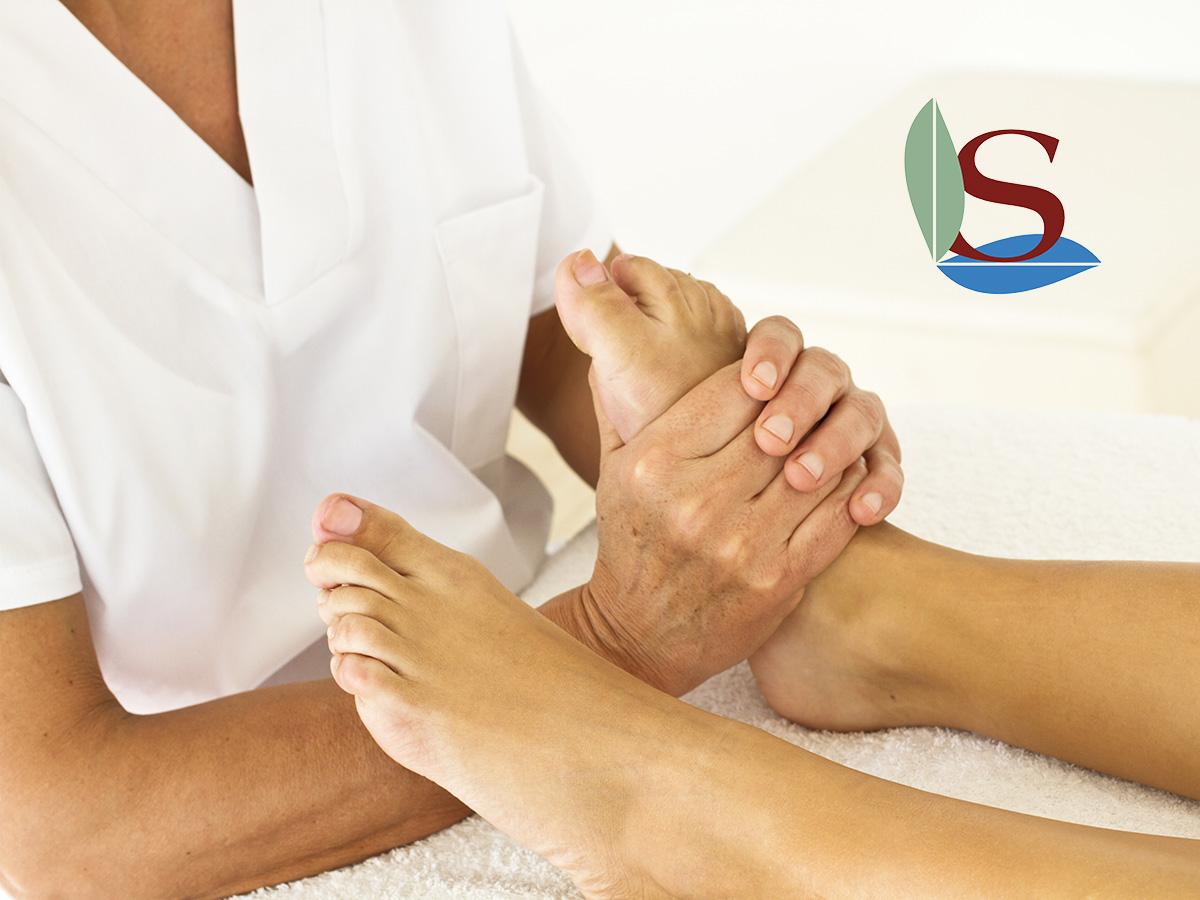 Massaggio piedi leggeri S