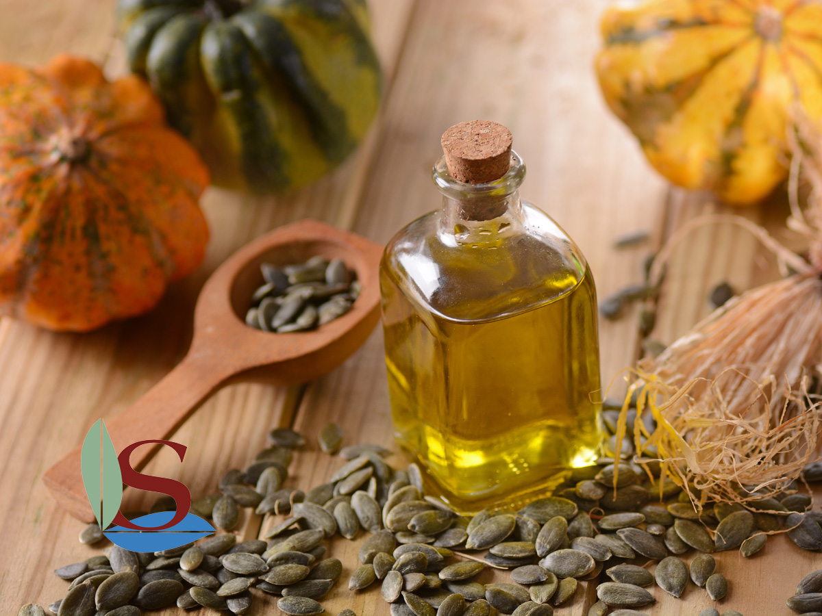 Massaggio all'olio di zucca M