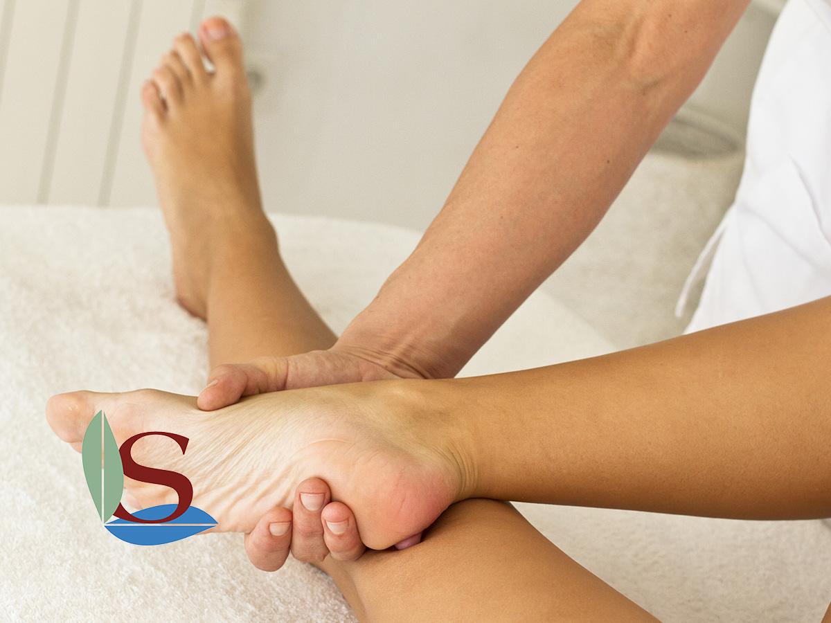 Massaggio piedi leggeri M