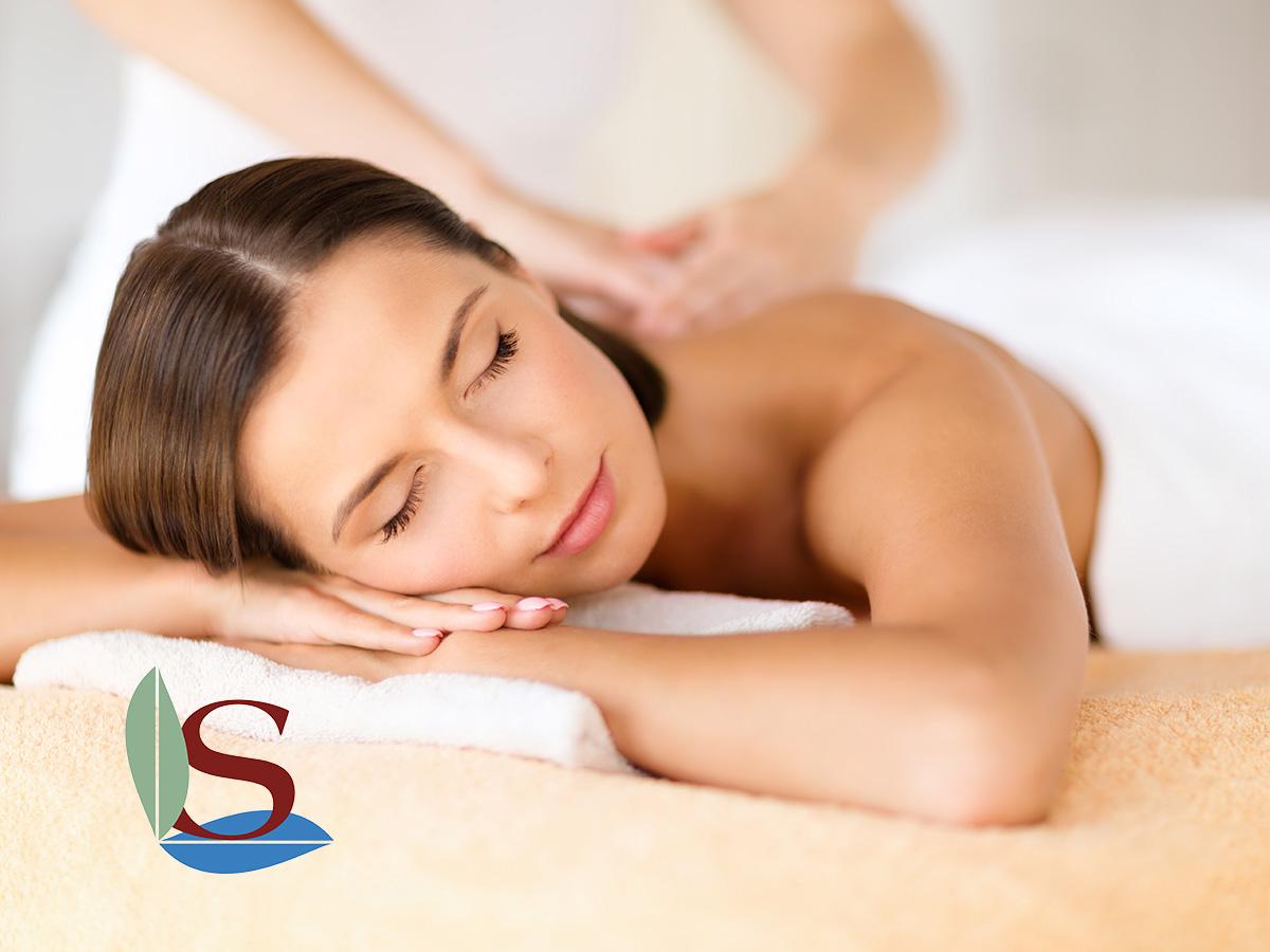 Massaggio Goccia d'Oro